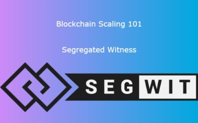 Blockchain Scaling 101: Segregated Witness