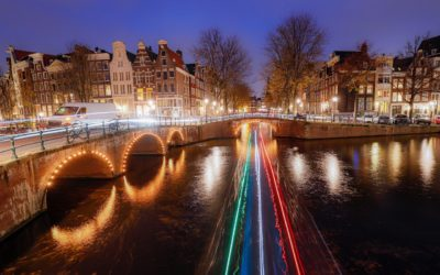 Why Amsterdam is Set To Knock London Off Its Tech Hub Pedestal