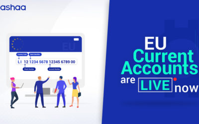 Cashaa launches crypto-friendly EU Current Accounts